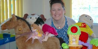 Toy Loan Service moves to Pelsall!